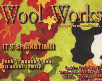 Wool Works Magazine - Spring 2019
