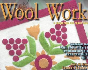 Wool Works Magazine - Summer 2020 Issue