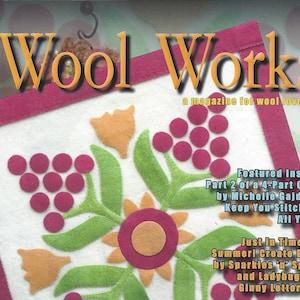 Wool Works Magazine Summer 2019
