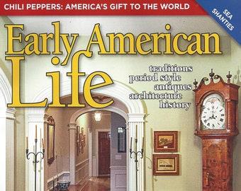 Early American Life Magazine - 2021 ~ 2020