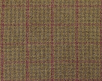 El Dorado ~  Wool Fabric for Rug Hooking, Applique, Quilting and more