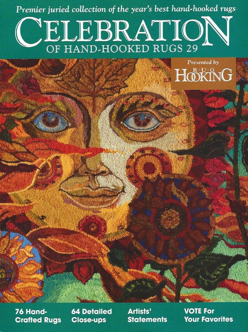 Celebration of Hand Hooked Rugs 29 image 0