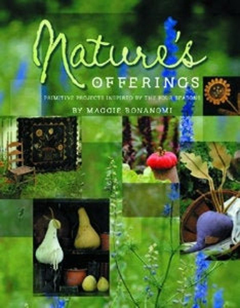 Nature's Offerings by Maggie Bonamoni image 0
