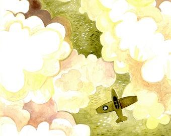 Airplane: Print