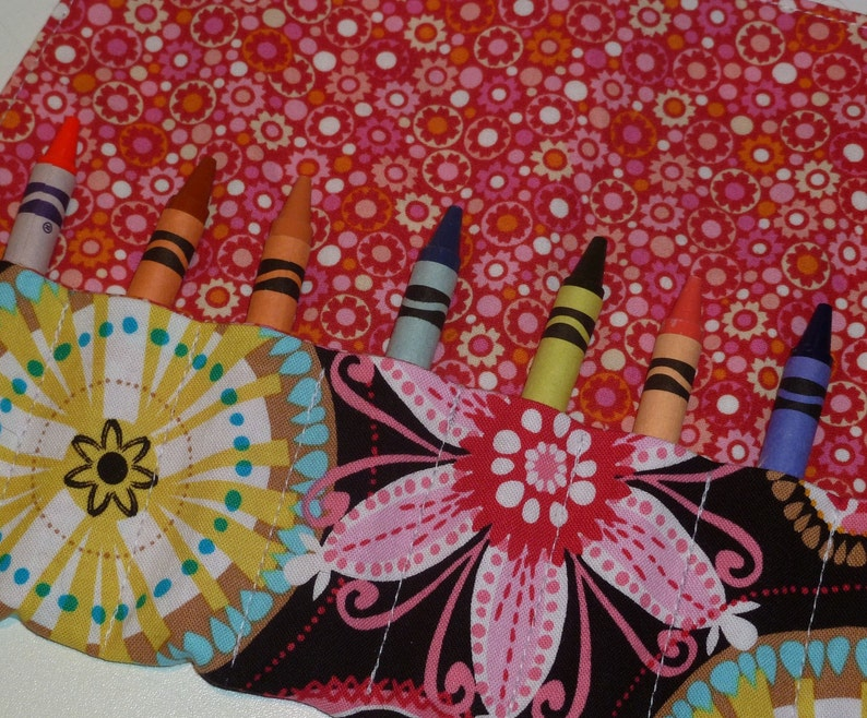 Crayon Wrap  Carnival Bloom 129 image 0