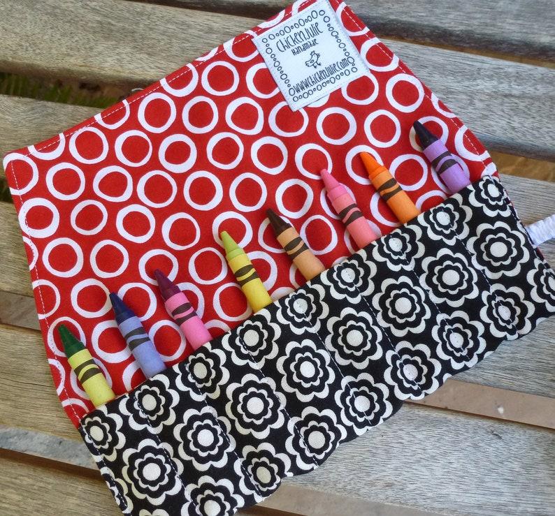 Crayon Wrap  Mingle Bloom 128 image 0