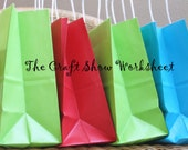 The Craft Show Worksheet