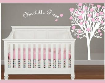 Loving Family Tree Digital INSTANT Download SVG Cut File, Wall Decor, Cricut & Silhouette HTV baby, Nursery gift, Vinyl Tee Shirt, Wood Sign