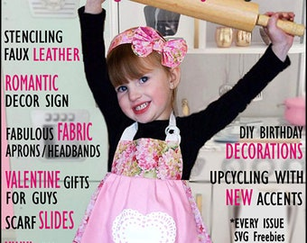 SALE Instant Download Spumoni Cutting Magazine Back Issue Bundle JUNE sale -Three Issues for the price of two-can't beat that-Ends May 31st