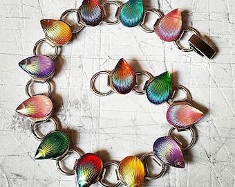 Seashell Shine Bracelet