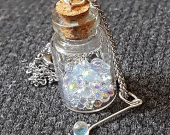 I'm Forever Blowing Bubbles Necklace