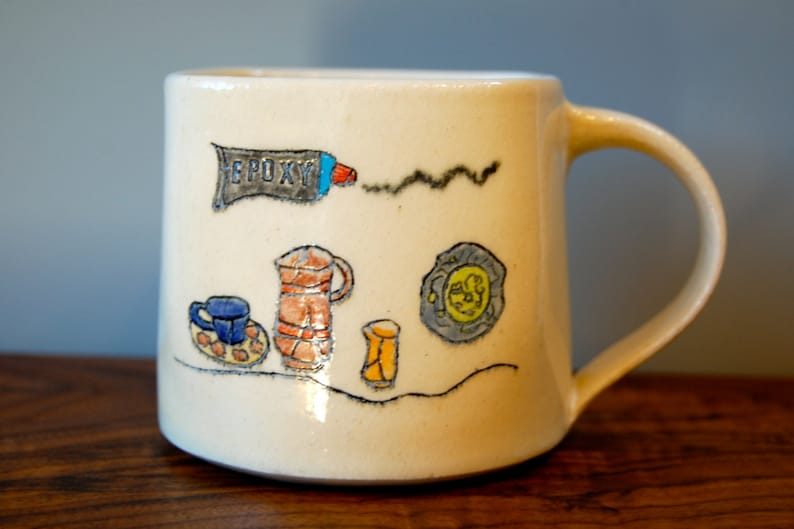 Epoxy Mug