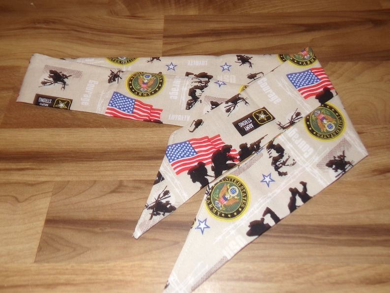 ARMY Handmade in the USA Neck Cooler