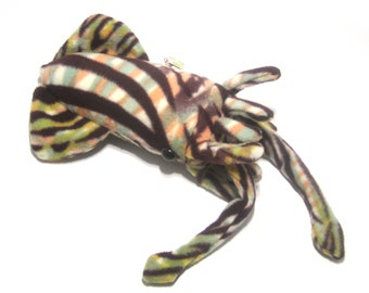 Squid // plush toy
