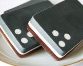 Elements Shea butter Soap bar Black Vetiver Cafe (Vegan Friendly)
