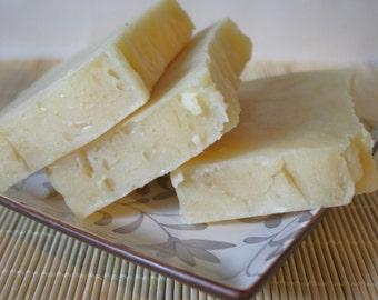 Orange and Sandalwood Olive Oil Soap Bar