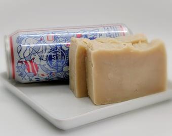Poor Boy Beer Soap Bar