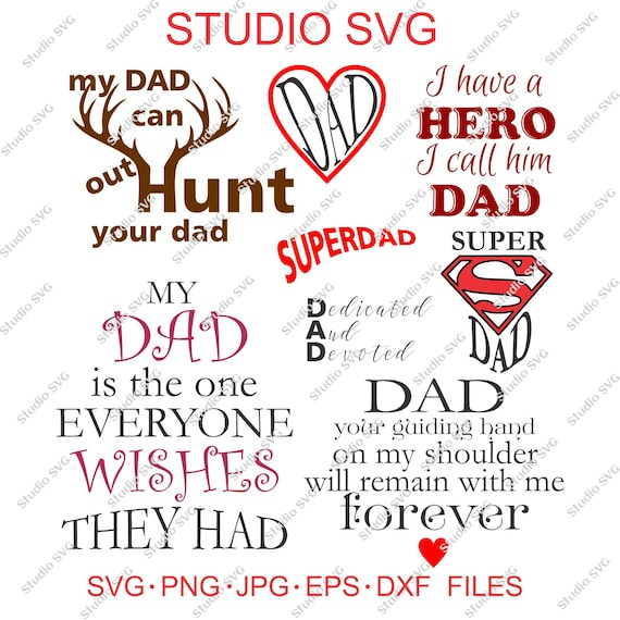 Father S Day Dad Daddy Sayings Super Dad T Shirt Etsy