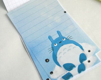 Totoro - Shopping list with tearable sheets