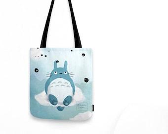 Totoro fanart - Tote bag