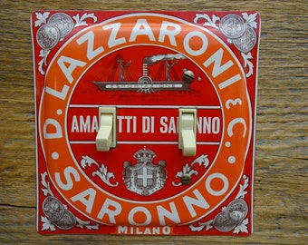 Tuscany Italian Kitchen Decor Lighting Light Switch Cover Etsy