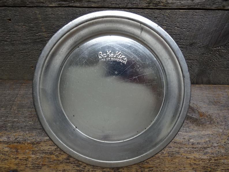 Vintage Bake King Metal Baking Pan Antique Pans Bakeware Kitchen Light Switch Cover GFCI Outlet Rocker Switchplate Lighting GFC-3081