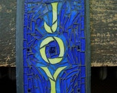 MADE TO ORDER Joy  Mosaic Sign on Slate