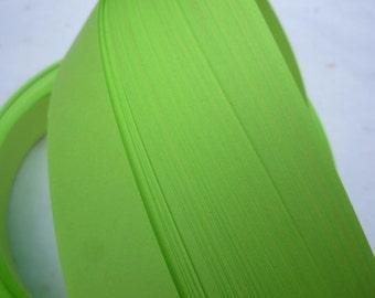 Weaving Star Paper~ Lime Green (48 strips)