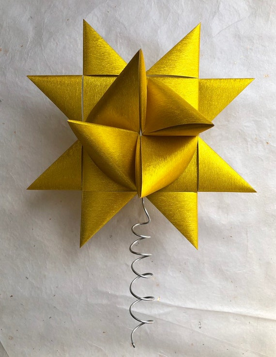 my new christmas tree topper! | Christmas tree toppers, Diy ... | 737x570