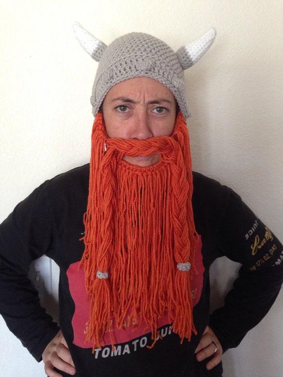 a3ece44dfcf Bearded viking helm adult