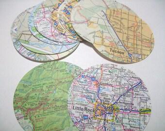 Road atlas   Etsy