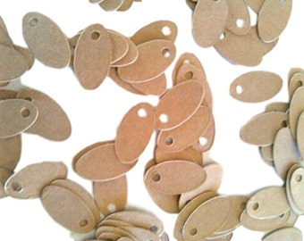 Jewelry Tags, Price Tags, Set of 100, Merchandise Tag, Price Label