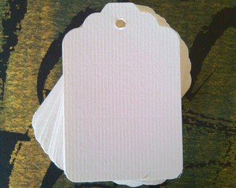 Gift Tags, Large Tag, Set of 50, Price Tags, Printed Tag, Business Supply, Wedding Tag