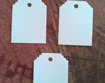 Gift Tag, Favors, Set of 50, Wedding Tag, Price Tag, Merchandise Tag, Business Supply