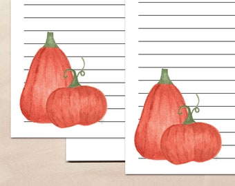 Fall and Halloween Stationery from VLHamlinDesign