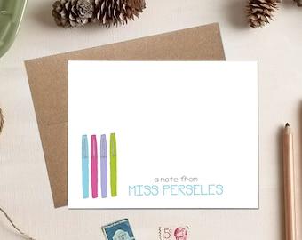 CARDS   Teachers/School