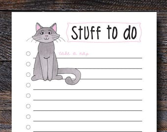 Grocery/To Do Notepads