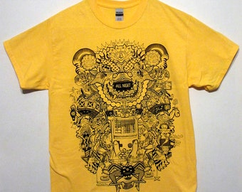 Re-Damn-Diculous - Silkscreened Graphic Tee - Please specify size