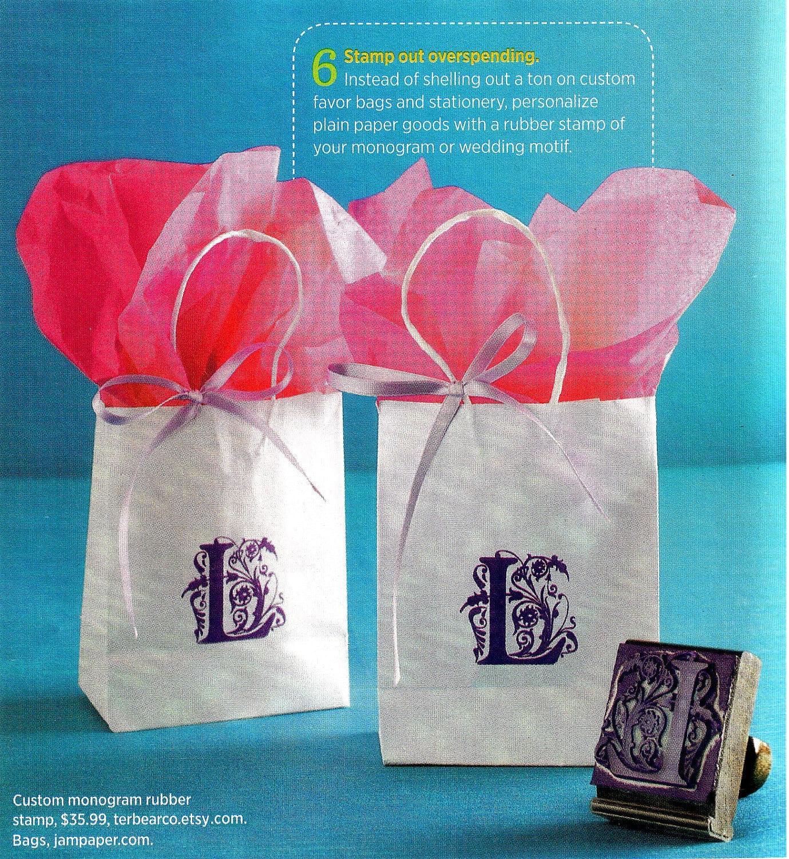 custom wedding monogram stamp As seen in Brides Magazine | Etsy