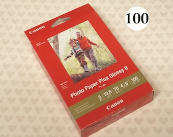 Canon Photo Paper Etsy