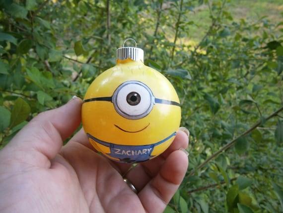image 0 - Minion Christmas Ornament