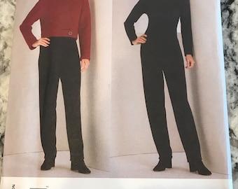 Vogue Ladies Pattern 2044 from Geoffrey Beene in sizes 8--10-12