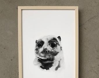 Loris - *limited-edition* Art Print