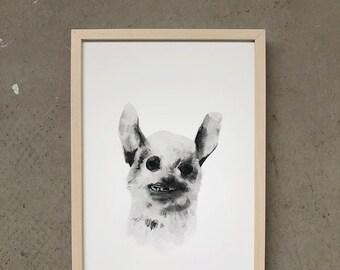 Bushbaby 2 - *limited-edition* Art Print