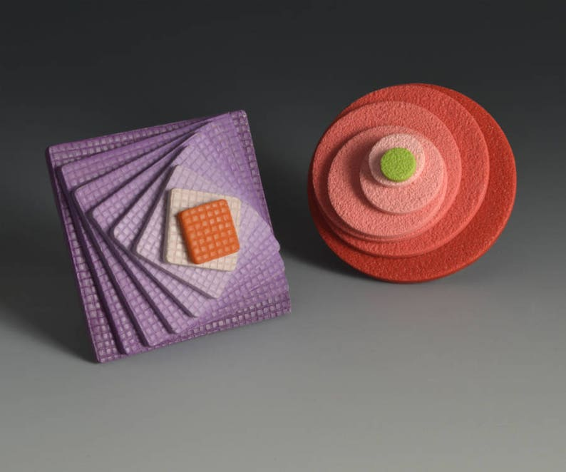 Polymer Clay PDF Tutorial Tiny Steps Pin image 0