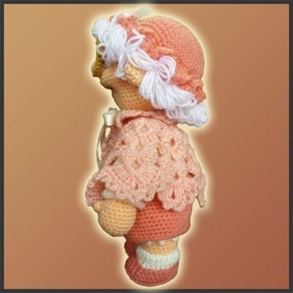 Amigurumi Crochet Abuela Patron PDF   Etsy