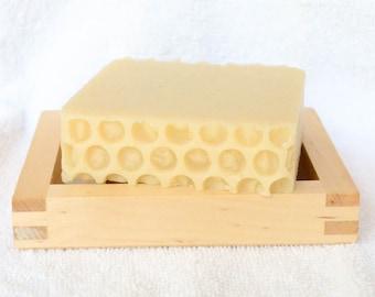 Handmade Soap Baby Buttermilk  Natural Organic Colloidal Oatmeal, Bug Shape, Succulent Soap, Puzzle Soap,  Sensitive Skin, Palm Free, Vegan