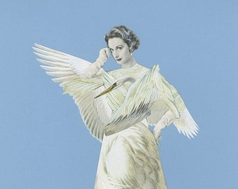 No r-egrets for our youth. Limited edition print by Vivienne Strauss.