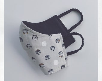 twiggy | face mask | cotton+steel