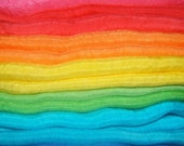 Playsilk Rainbow     Set of 6 (35 x 35 inches)